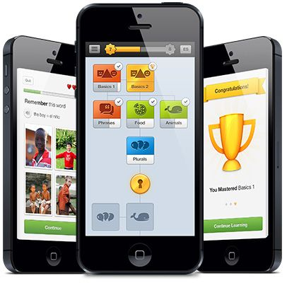 Duolingo. Great website and iPhone app (FOR FREE) for learning a second language. All you need is an email address or facebook to get signed up. Includes written, reading, and oral tasks. Great independent learning app.