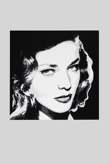 Lauren Bacall during the Casablanca period