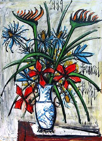 17 best images about peintre bernard buffet on pinterest for Bernard peintre