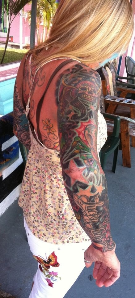 Pin by ceara pertain on sensational skin pinterest for Endless summer tattoo