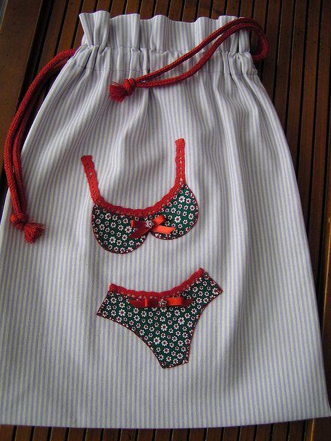 Bolsa lencería | Flickr - Photo Sharing!