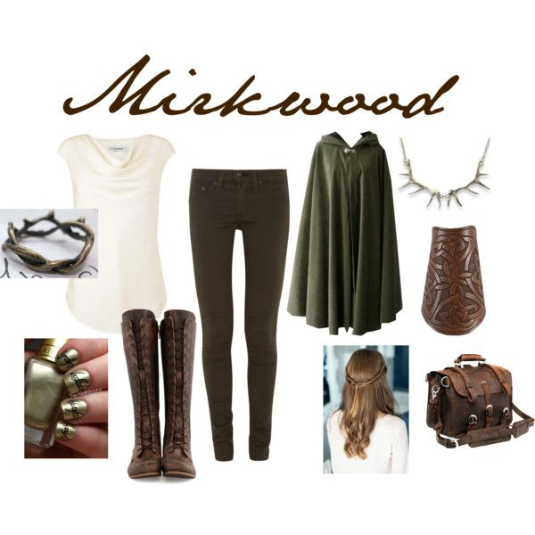 Mirkwood Lord of the Rings... Why on earth do all of these inspired outfits have really skinny pants that weren't made for normal people???