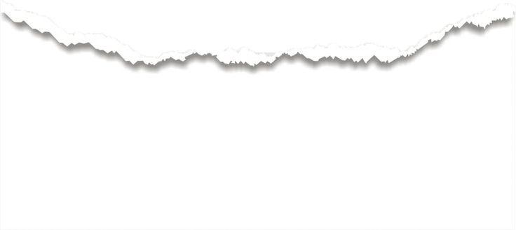 Papel Rasgado Blanco PNG- by AguustiinaEditions on DeviantArt