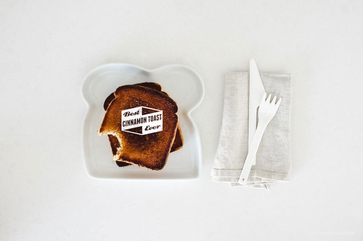 Now that cooler weather is rolling in, I'm on a toast kick. I feel like toast is on a completely different level than plain old bread. I almost feel bad for bread and it's lack of crispy edges. Whenever I...