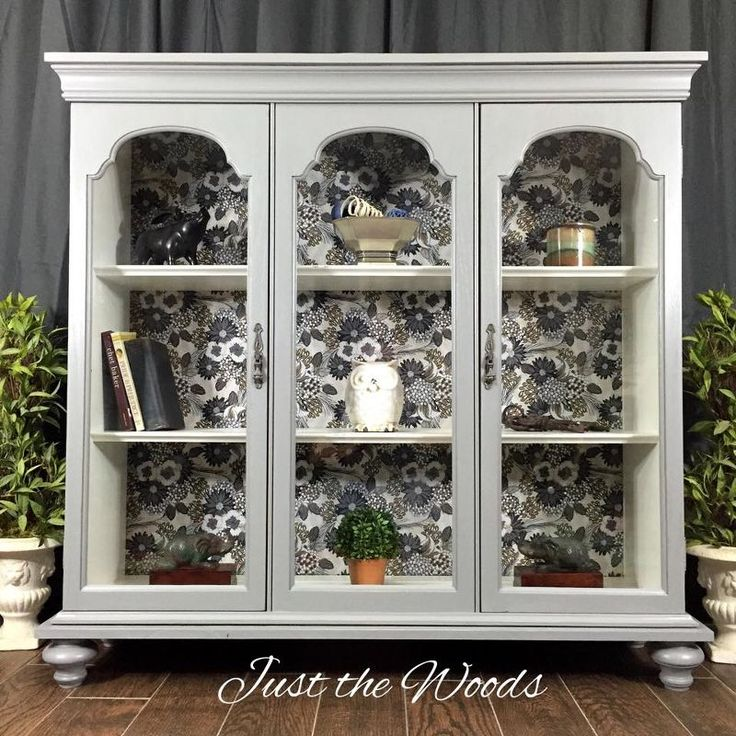 two makeovers from one china cabinet vintage blue buffet china cabinet china hutch