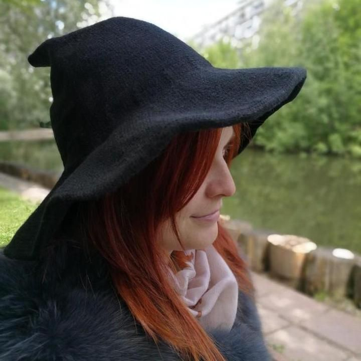 Modern Witch Hat Modern Witch Witch Hat Witch
