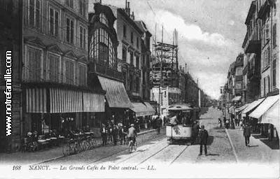 Les Grands Cafés du Point Central