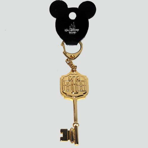 Your WDW Store - Disney Keychain Keyring - Tower of Terror Key Hollywood Tower Hotel