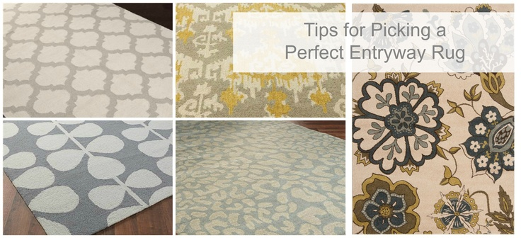 Tips for Picking the Perfect Entryway Rug