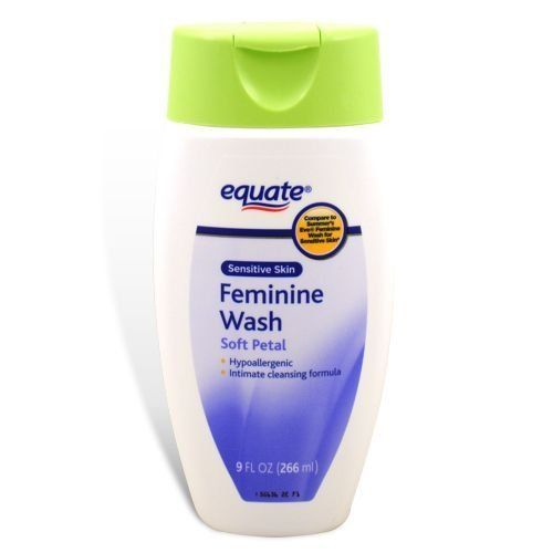 Equate - Feminine Wash, Sensitive Skin, Soft Petal, 9 oz (Compare to Summer's Eve) by Equate. Save 21 Off!. $7.81. Soft Petal Scent. Compare to Summer's Eve Feminine Wash for Sensitive Skin. Hypoallergenic. Intimate Cleansing Formula