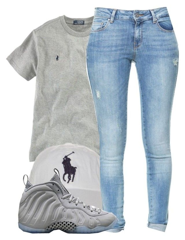 """""""11.5.15"""" by misfitloudchick ❤ liked on Polyvore featuring Ralph Lauren, Polo Ralph Lauren, Zara, NIKE, women's clothing, women, female, woman, misses and juniors"""
