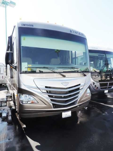 New  Used Fleetwood STORM MS Class A in California CA Recreational Vehicle rv