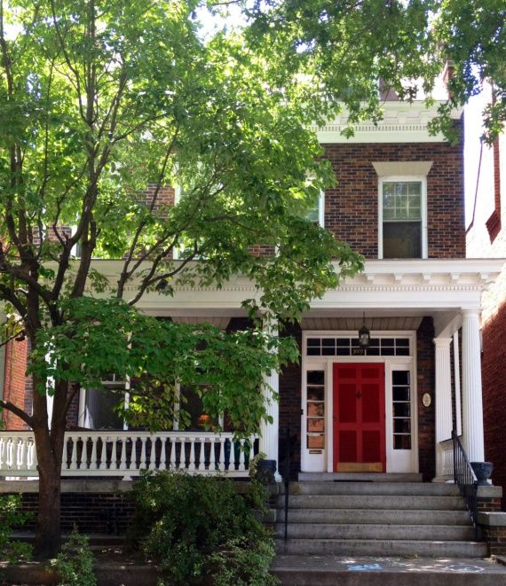 Historic Buildings In Richmond Va: 48 Best Colorful Front Doors Images On Pinterest