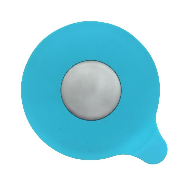 Bathtub Drain Stopper Silicone Tub Stopper For Bathtub, Floor Drains And Kitchen  Sinks, Blue