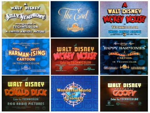 39 best Warner Cartoons Title Cards images on Pinterest Animated