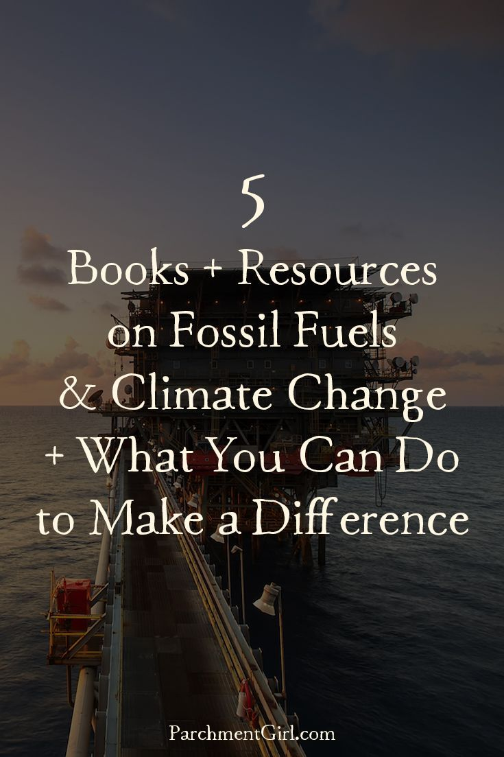 Want to help stop climate change? Here are some book recs + tips to help you get started!