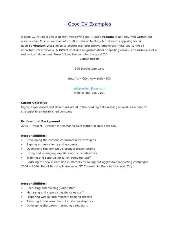 Resume Example Cv Example Professional And Creative Resume Design Cover Letter For Ms Word Resume Profile Examples Resume Profile Resume Examples