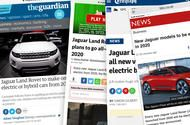 What Jaguar Land Rover really announced on electrified cars Nothing to see here: JLR is not about to become a maker of only electric and hybrid cars from 2020  Here we go again Jaguar Land Rover to make only electric or hybrid cars by 2020 is what youll read on Sky News. The Guardian headline uses exactly the same words only swapping by for from at the end. New Jaguar models to be electric in 2020 is what your 147 tax gets you this year over at the BBC.  Just as we saw with Volvo a couple of…