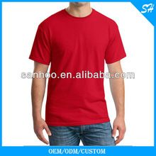 Factory Price Men Red T-Shirts Blank With Your Own Logo  best buy follow this link http://shopingayo.space