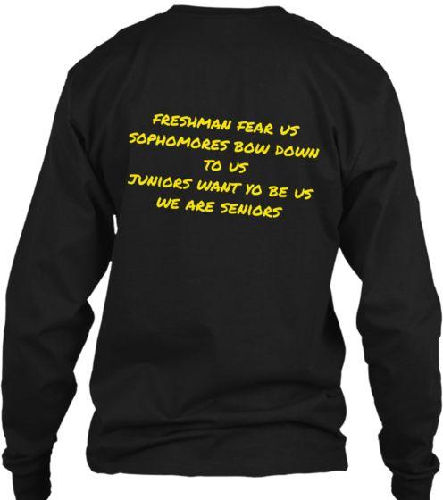 freshmanfearus sophomoresbowdown tous juniorswantyobeus weareseniors