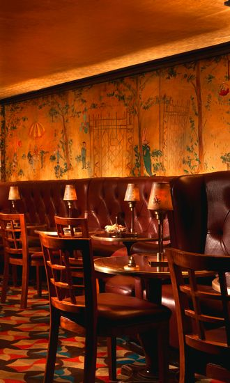 1000 images about i love new york on pinterest brooklyn for Bemelmans bar mural