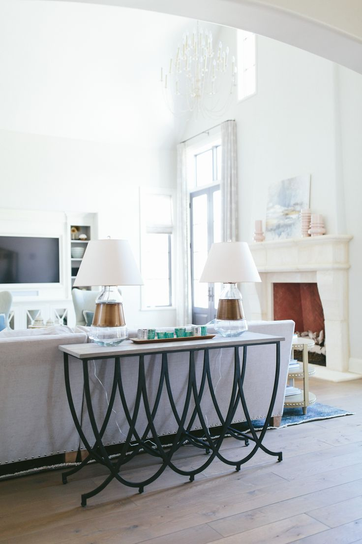 444 Best Images About Home Style Living Room On Pinterest White Living Rooms Chic Living