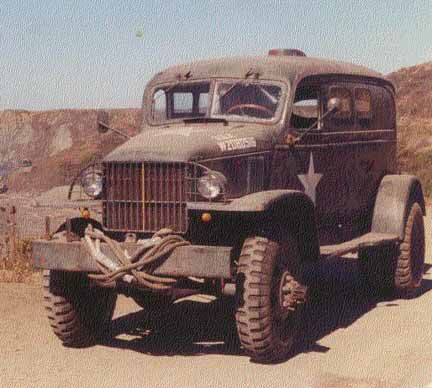 Dodge WC53 Carryall