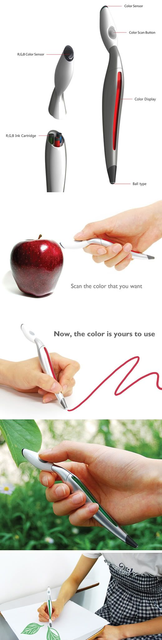 Color picker online upload image - Color Picker Pen