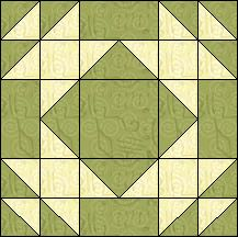 Block of Day for August 16, 2016 - Hands of Friendship-strip piecing: The pattern may be downloaded until: Wednesday, August 31, 2016.