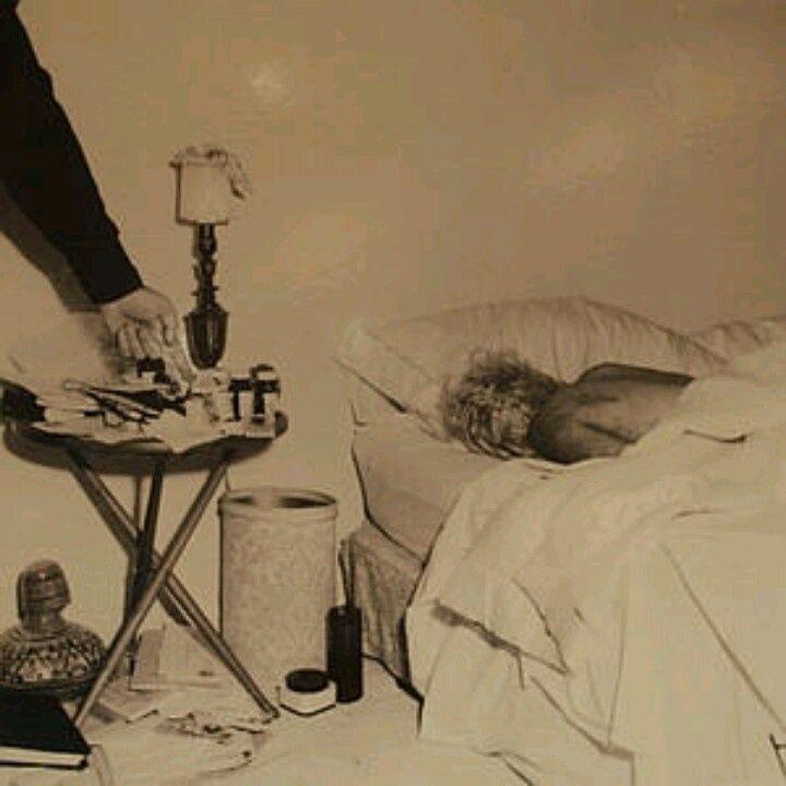 Marilyn Monroe James Dean Room Ideas