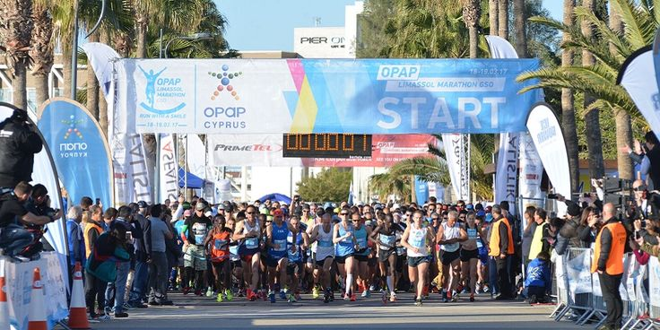 2018 Limassol Marathon GSO organisers have confirmed that the event has received a record number of early bird entrants within the first week's launch.