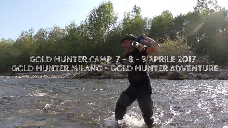 Cercatori d'oro sull'Elvo. Gold Hunter Camp. Seconda parte.