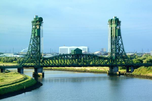 Newport Bridge, Middlesbrough, England