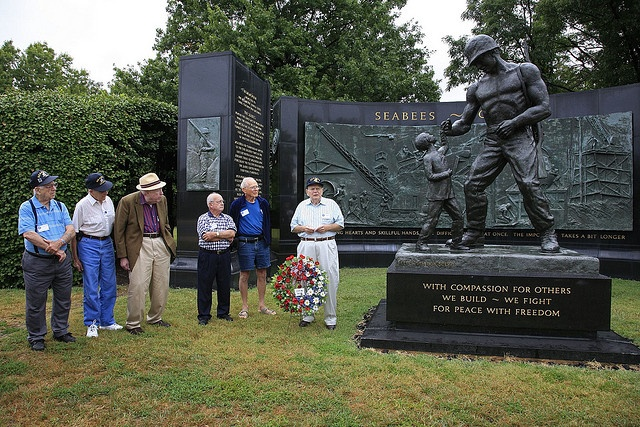 Seabee Memorial Scholarship Association. Educating the
