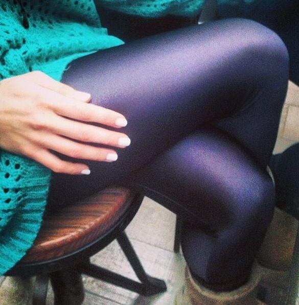 coal leggings #discoleggings