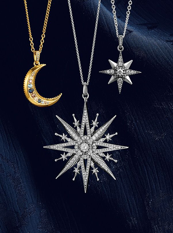 acef5c0de Kingdom of Dreams: Crown Rings, Stars, Moons & Unicorns. Shop the THOMAS  SABO ...