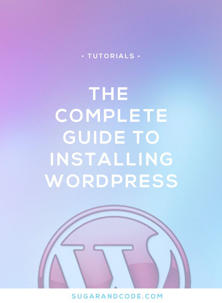 This tutorial will show you step by step how to install WordPress for beginners and intermediate users alike with an easy auto installer. Let's go!
