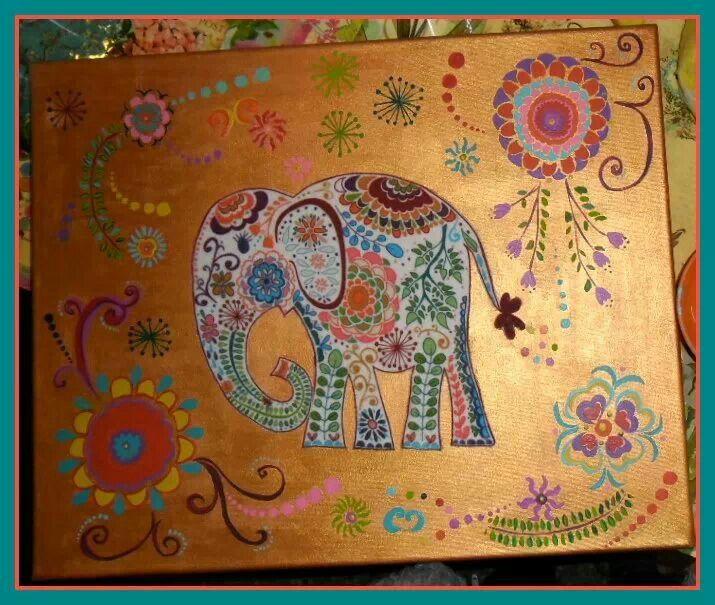 Elefante hindu