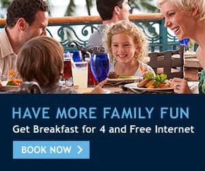 Hilton Family Fun Offer