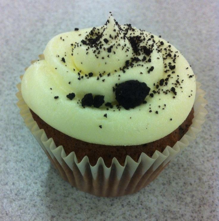 Oreo dream cupcake
