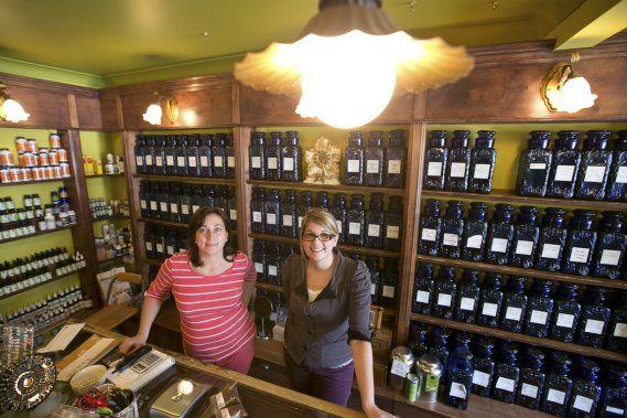 L'herboristerie Plaisir Santé. Le petit centre-ville de L'Assomption | Stéphanie Bérubé | Lanaudière