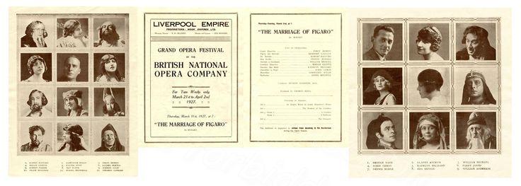 British National Opera Company: | Flickr - Photo Sharing!