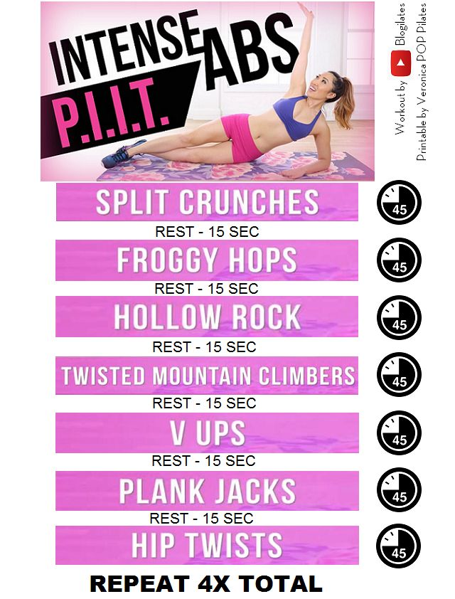I'm going to start a second round of PIIT28 in April! Round 1 was tough but SO REWARDING! If you still can't decide whether to buy the full program or not give this workout a try!  If you decide to join us in this crazy exciting 28 days challenge you can find more informations and sign up here: https://www.piit28.com/a/787/B69Y44oo