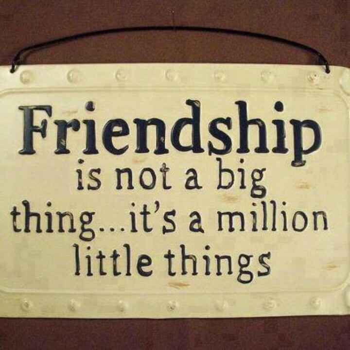 building a friendship quotes