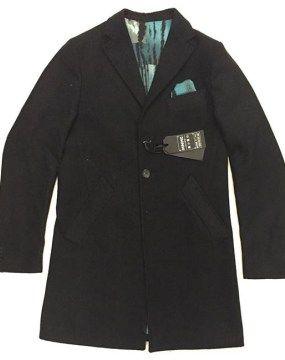 Cappotto Minimal