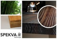 Beautiful, bespoke Spekva worktops available at Haas