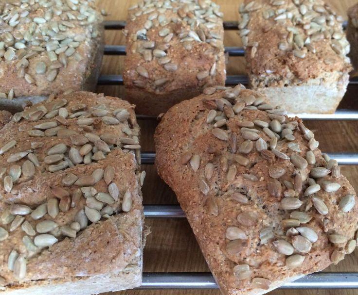 Rezept Ruck Zuck Brötchen schnell & gesund von diedelle - Rezept der Kategorie Brot & Brötchen
