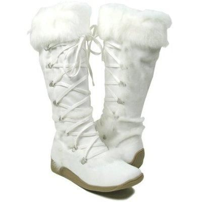17 Best ideas about Furry Boots on Pinterest | Fur boots