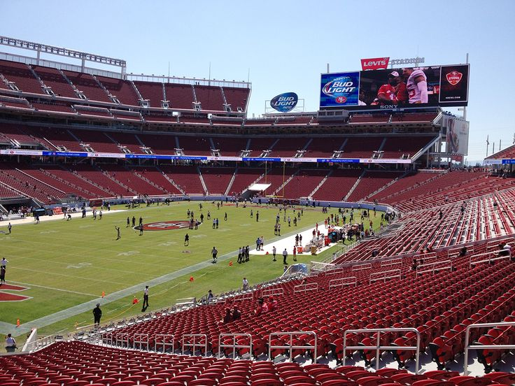 A visit to Levi's stadium up on the blog today http://www.fibrogeek.co.uk