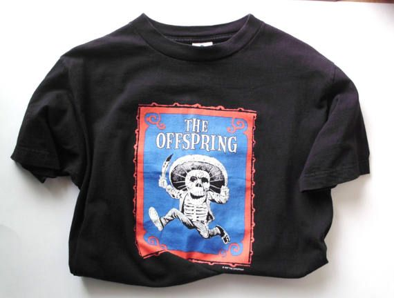 Vintage Concert T-Shirt, The Offspring, North American Tour by PoorLittleRobin